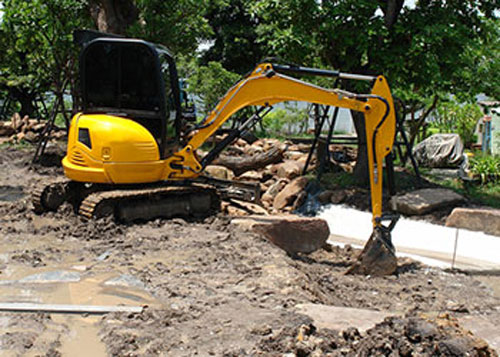 excavation and land clearing services