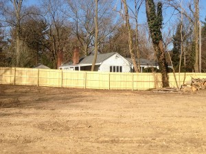Complete backyard redesign